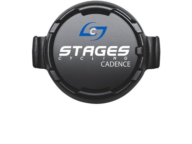 Stages Cycling Dash Hastighedssensor, sort